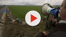 La contaminación de los acuíferos perjudica a la vega baja de Antequera