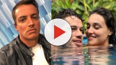 Leo Dias revela detalhes sobre separação de José Loreto e Débora Nascimento