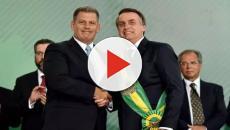 Bolsonaro trata Globo como inimiga, em áudio vazado com Gustavo Bebiano