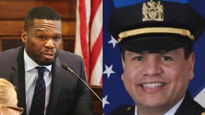 50 Cent: comandante di Polizia indagato per aver ordinato di sparargli
