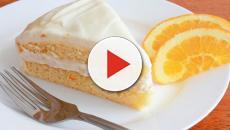 In cucina senza latte e uova: la ricetta della torta agli agrumi con crema all'arancia