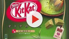 Italia, arriva il KitKat verde al tè Matcha