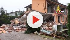 Padova: casa esplode per una probabile fuga di gas, nessuna persona coinvolta