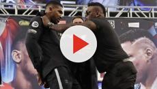 Joshua vs Miller, Mondiale dei pesi massimi: rissa sfiorata in conferenza stampa