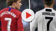 Champions League, l'Atletico Madrid batte la Juventus 2-0: gol di Gimenez e Godin
