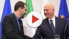 Elezioni Europee: Salvini smentisce voci su gruppo unico con M5S e guarda ad est