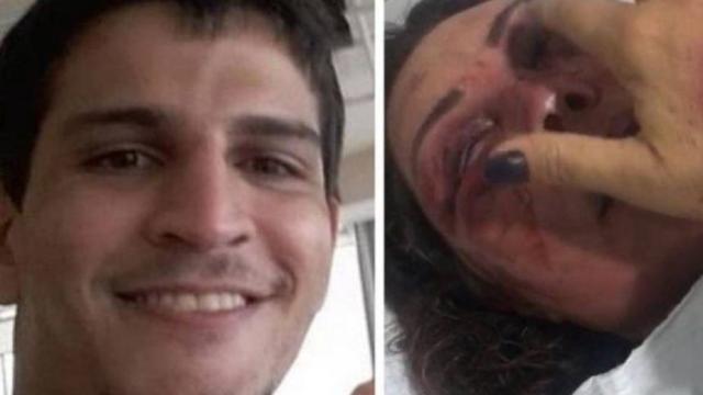 Lutador de jiu-jitsu, Rayron Gracie posta com a mãe, agredida durante um encontro no RJ