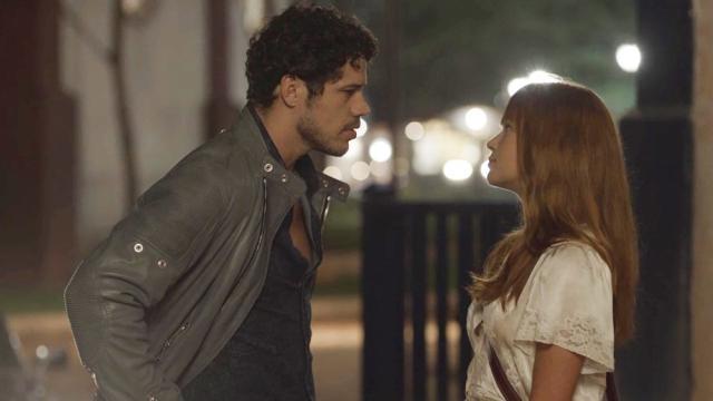 José Loreto e Marina Ruy Barbosa serão vistos em cenas adultas em 'O Sétimo Guardião'