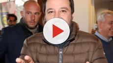 Diciotti: migranti chiedono risarcimento, Salvini: 'Gli mandiamo un bacio Perugina'
