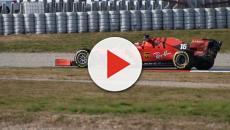 F1 test: primi duelli tra Hamilton e Leclerc, Hulkenberg il più veloce nel day 4