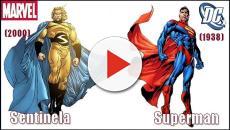Os personagens da DC e da Marvel que são cópias uns dos outros