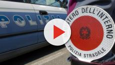 Polstrada propone ritiro immediato della patente a chi guida con il cellulare
