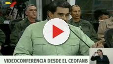 Maduro informa que fechará a fronteira entre Brasil e Venezuela hoje (21)