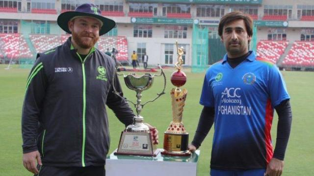Afghanistan v Ireland todays T20 live cricket streaming, highlights on DSport