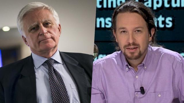 Paolo Vasile carga contra Pablo Iglesias por sus críticas hechas a Telecinco