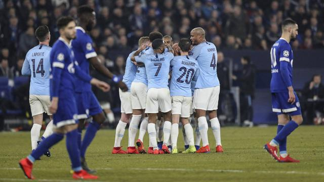 La Juventus battue, Manchester City renversant