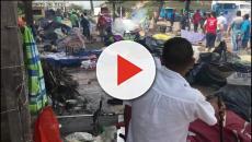 Soldados venezuelanos atiram contra civis próximo da fronteira do Brasil