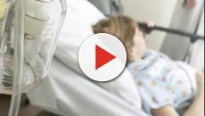Galles: bambina lamenta mal di pancia e si scopre che un tumore al quarto stadio