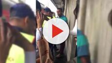 Homem é detido após ser acusado de ejacular em mulher em São Paulo