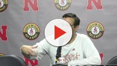 Nebraska basketball coach apologizes for dumb joke.