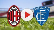 Serie A, Milan-Empoli: venerdì 22 febbraio alle ore 20:30