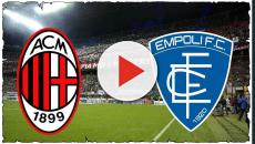 Milan-Empoli, serie A: le probabili formazioni di entrambi i club