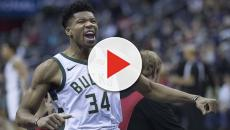 Milwaukee Bucks defeat Boston Celtics, 98-97 on Feb. 21
