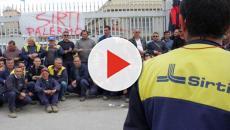 La rivolta dei dipendenti della Sirti contro il licenziamento di 833 lavoratori