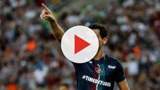 Ganso faz boa estreia com a camisa do Fluminense