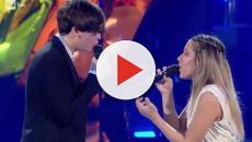 Sanremo Young: Povia massacrato da Amanda Lear e Shapiro