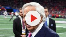 Roger Goodell now faces another crisis over Robert Kraft scandal
