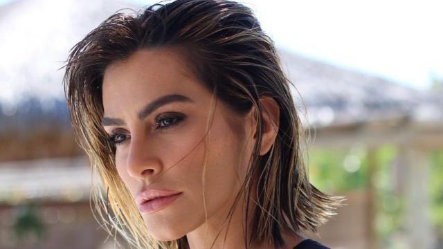 Cleo Pires surge sem maquiagem no Instagram e exibe novo visual