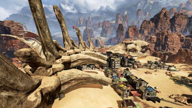 Apex Legends: Nomad, Octane, and Prophet are just some of the leaked new characters