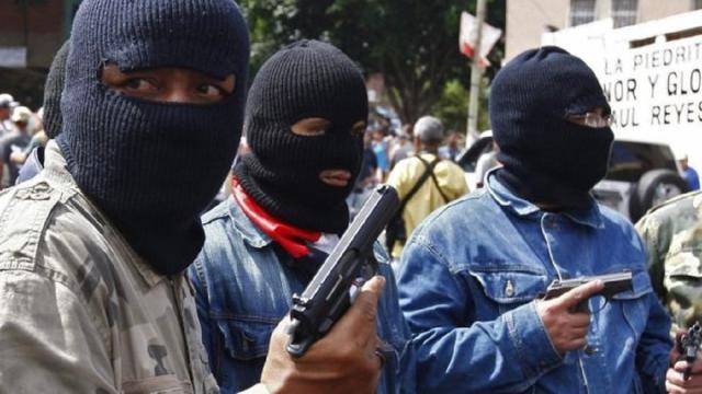 Colectivos armados amedrentan a la población del Táchira en Venezuela