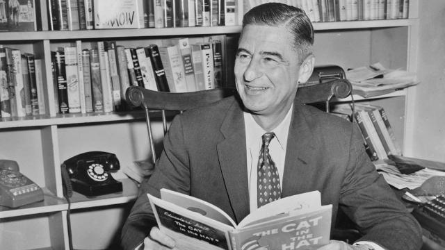 New Dr. Seuss book to be published 28 years after his death