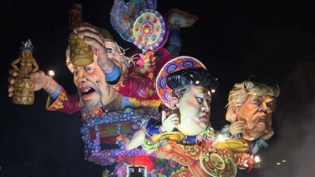 Carnevale di Sciacca: da oggi le sfilate, il programma fino al 5 marzo