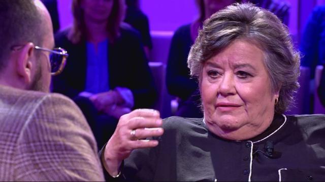 Bronca entre Cristina Almeida y Pilar Gutiérrez en el Chester por la exhumación de Franco