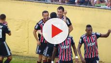 São Paulo volta a vencer e assume liderança do grupo