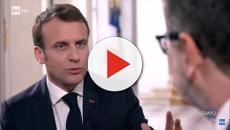 'Parigi capitale d'Italia', l'intervista di Fazio al presidente Macron irrita gli italiani