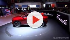 Auto: al Salone di Ginevra il Suv Alfa Romeo, si chiama Tonale e non sarà come lo Stelvio