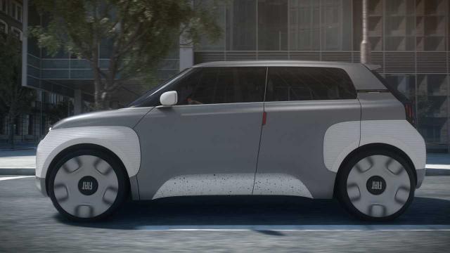 Fiat Centoventi: Presentato al salone di Ginevra il nuovo prototipo Fiat