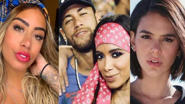Rafaella Santos defende Bruna Marquezine após polêmica entre Neymar e Anitta