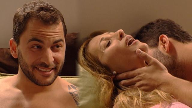 Telecinco muestra el debut de Antonio Tejado como actor junto a Mónica Pont