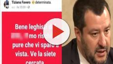 Post contro i leghisti di un ex assessore PD: Salvini replica