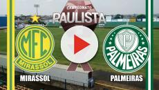 Mirassol x Palmeiras: jogo do Paulistão terá transmissão ao vivo no Premiere às 16h30