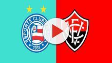 SporTV transmite partida entre Bahia x Vitória ao vivo, às 16h, neste domingo