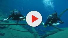 Los artificieros viven los peores momentos al desactivar bombas bajo el agua