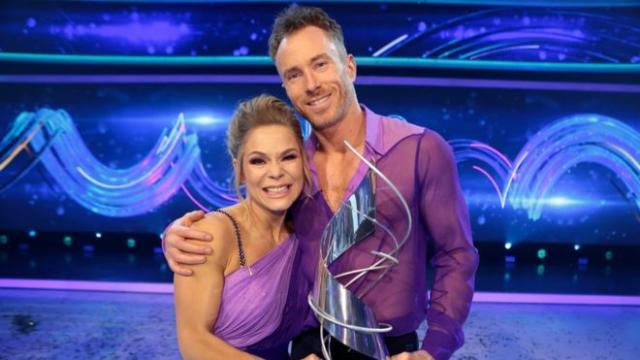 Dancing on Ice 2019: James Jordan, former Strictly dancer is the winner