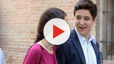 La Casa Real llama la atención a Froilán y Victoria Federica por su apoyo a Vox