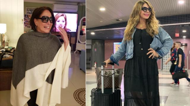 df66778c6 10 famosas comprovam que certas peças de roupas favorecem a mulher em  qualquer idade